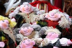 Lustige Puppen Stockbilder