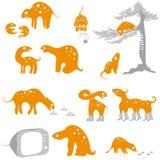 Lustige Tiere Stockbilder