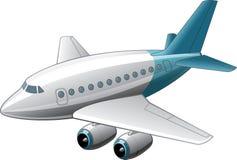 Lustiger Airbus Stockbild