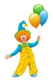 Lustiger Clown vektor abbildung