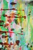 Lustiger klarer Hintergrund in den klaren rosa bunten Farben Lizenzfreies Stockfoto
