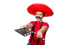 Lustiger Mexikaner Stockbilder
