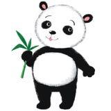 Lustiger Panda Stockbild