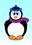 Lustiger Pinguin Lizenzfreie Stockfotos
