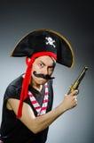 Lustiger Pirat Lizenzfreie Stockbilder