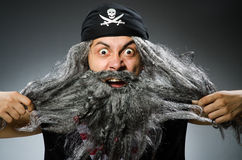 Lustiger Pirat Lizenzfreies Stockbild