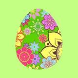 Lustiges Ei Ostern vektor abbildung