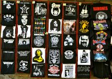 Lustiges Gebläse T-Shirt Stockbilder