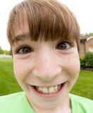 Lustiges Gesicht Stockbilder
