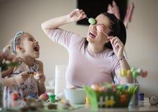Lustiges Ostern lizenzfreie stockbilder