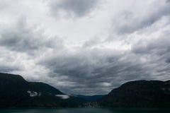 Lustrafjorden, Sogn og Fjordane, Norway Stock Images