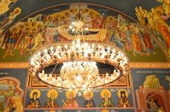 Lustre d'église Images libres de droits