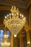Lustre d'église Image libre de droits