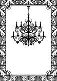 Lustre de cru illustration stock