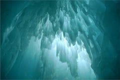 Lustre de glace Images libres de droits