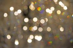 Lustre Defocused - image courante Photo libre de droits