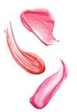 Lustre del labio Foto de archivo libre de regalías