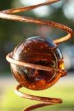 Lustre en cristal Photo libre de droits
