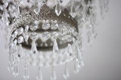 Lustre en cristal Images libres de droits