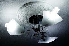 Lustre en techo Foto de archivo