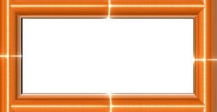Lustro arancione Fotografia Stock