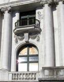 Lustro della finestra Immagini Stock