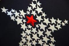 Lustro della stella Fotografia Stock