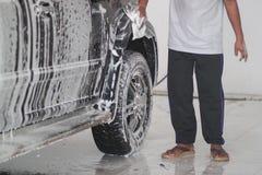 Lustro do pneu Imagem de Stock