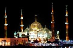 lustro meczetu Obrazy Royalty Free