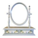 lustro opatrunkowy stół Zdjęcia Stock