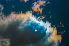 Lustrzany niebo Zdjęcia Stock