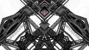 Lustrzany skutek metal struktury zdjęcie royalty free