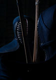 Luta de Kendo Imagens de Stock