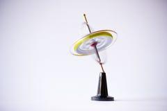 Luta ned gyroskopet Royaltyfri Foto