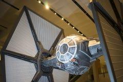 Lutador do laço dos Star Wars fotos de stock