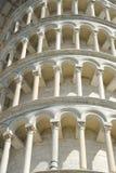 Lutande torn av Pisa Fotografering för Bildbyråer