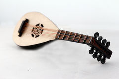 Lute Stock Photo