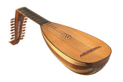 Lute Royalty Free Stock Photography
