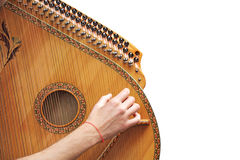 Lute Stock Image