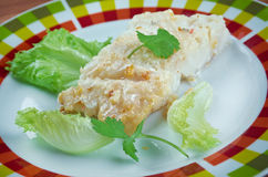 Lutefisk Royalty Free Stock Photo