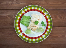Lutefisk Royalty Free Stock Images