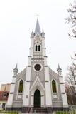 Luterański kirche Fotografia Royalty Free