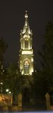 Luthérien, église à Bakou l'azerbaïdjan Image libre de droits