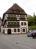 Luther House in Eisenach. Eisenach, Germany 2004 Royalty Free Stock Photography