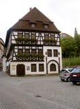 Luther House em Eisenach Fotografia de Stock Royalty Free