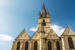The Lutheran Cathedral of Saint Mary Royalty Free Stock Photography