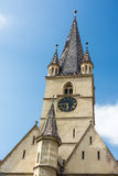 The Lutheran Cathedral of Saint Mary Royalty Free Stock Images
