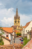 Lutheran Cathedral, Sibiu Royalty Free Stock Photo