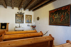 Lutheran chapel Stock Images