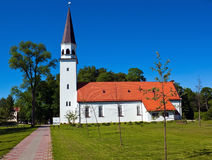 Lutheran church Royalty Free Stock Images